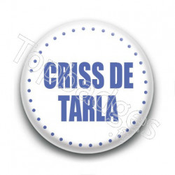 Badge Criss de tarla