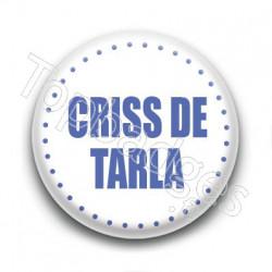 Badge Criss de tarla