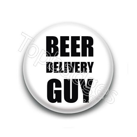 Badge : Beer delivery guy