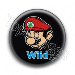 Badge Mario Wiid