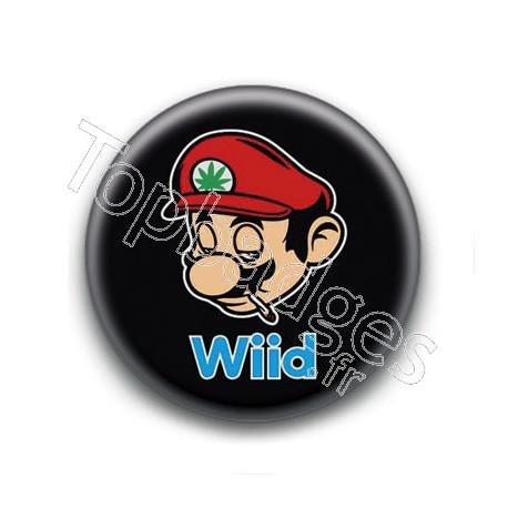Badge : Mario Wiid