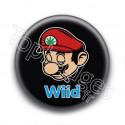 Badge Mario Wiid