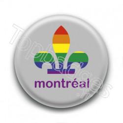 Badge Rainbow Montréal