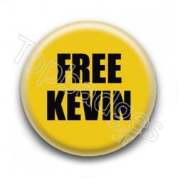 Badge Free Kevin
