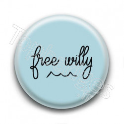 Badge Free Willy