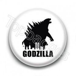 Badge : Godzilla