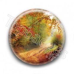 Badge : Forêt d'automne