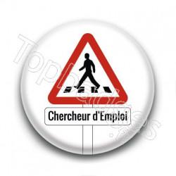 Badge : Chercheur d'emploi