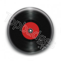 Badge Vinyle