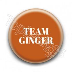 Badge Team Ginger