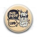 Badge No Prob, Llama