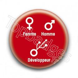 Badge : Genre Développeur
