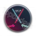 Badge : Light or dark side ?