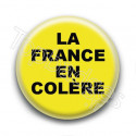 Badge : Gilets jaunes, France en colère