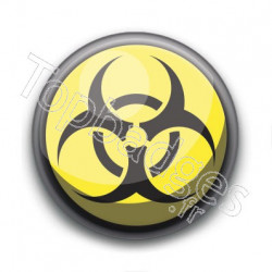 Badge : Biohazard
