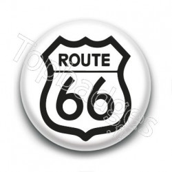 Badge : Route 66