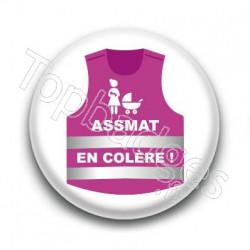 Badge : ASSMAT en colère !