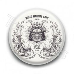 Badge : Mixed martials arts, Tokyo