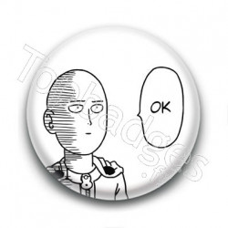 Badge : OK, One Punch Man