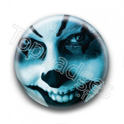 Badge : Clown effrayant
