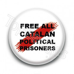 Badge : Free all Catalan political prisoners