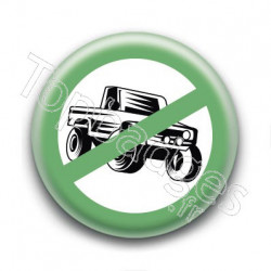 Badge anti 4x4