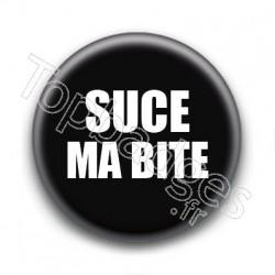 Badge : Suce ma bite
