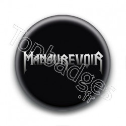 Badge : Manaurevoir