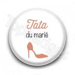 Badge : Picto, Tata du marié