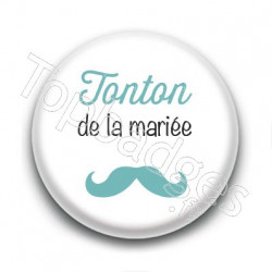 Badge : Picto, Tonton de la mariée