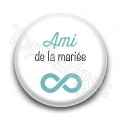 Badge : Picto, Ami de la mariée