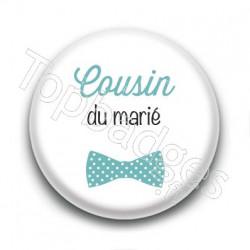 Badge : Picto, Cousin du marié