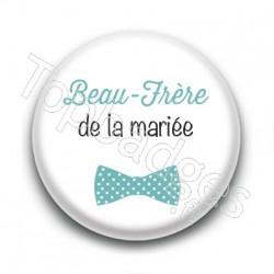Badge : Picto, Beau-frère de la mariée