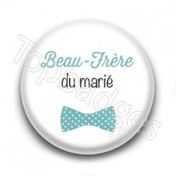 Badge : Picto, Beau-frère du marié