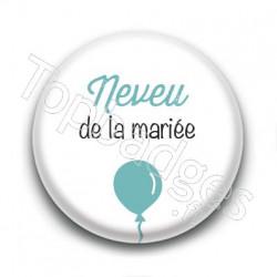 Badge : Picto, Neveu de la mariée