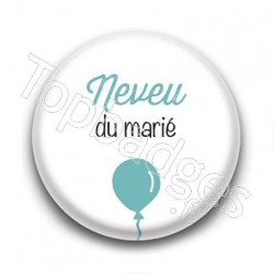 Badge : Picto, Neveu du marié