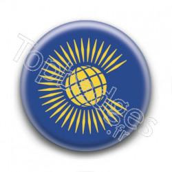 Badge : Drapeau du Commonwealth