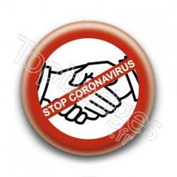 Badge Stop Coronavirus