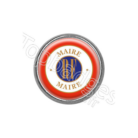 Pins rond : Maire
