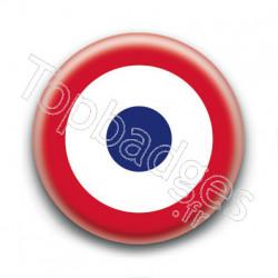 Badge : Cocarde française