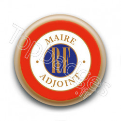 Badge : Maire adjoint