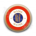 Badge : Maire