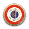 Badge : Conseiller municipal