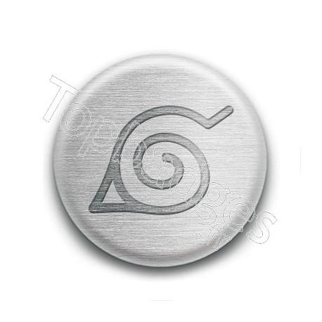 Badge : Symbole Konoha, Naruto