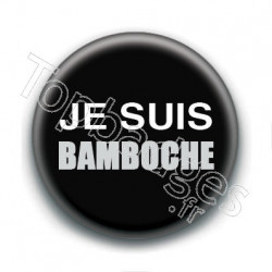 Badge : Je suis bamboche