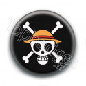 Badge : Roi des pirates, One Piece