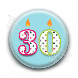 Badge : 30 ans !