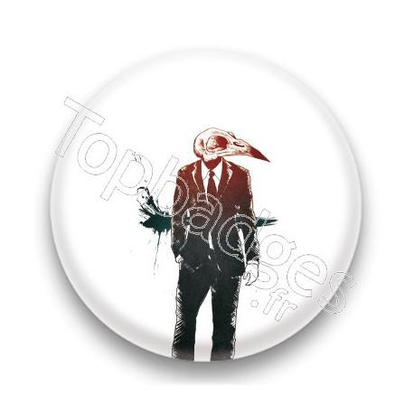 Badge : Skullcrow - by Moonkey