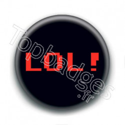 Badge : Laughing out loud