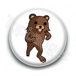 Badge : Pedobear